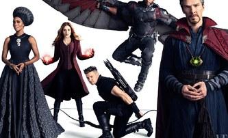 Avengers: Přes 30 hrdinů nafotilo společné fotky | Fandíme filmu