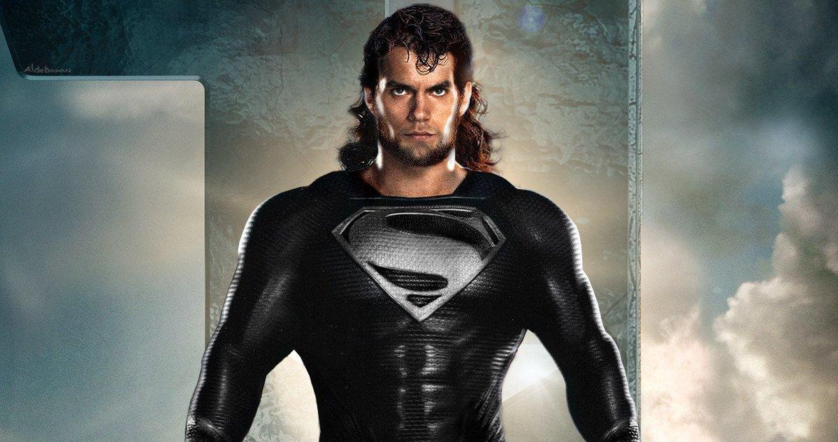 Justice League: Scény se Supermanem v černém skutečně vznikly | Fandíme filmu