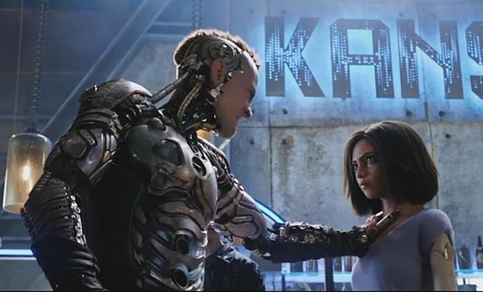 Alita: Battle Angel - Ženský kyborg z vrakoviště v traileru | Fandíme filmu