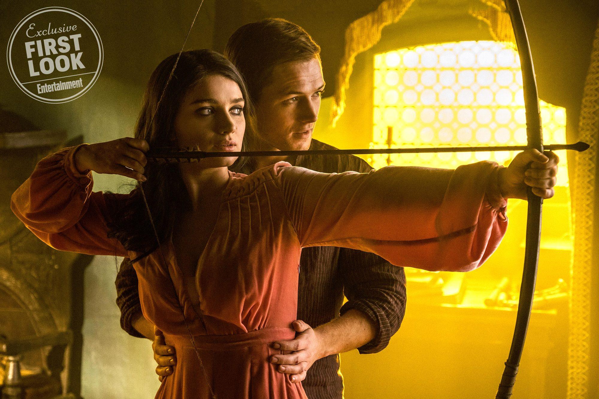 Robin Hood: První pohled na zbojníka ze Sherwoodu | Fandíme filmu