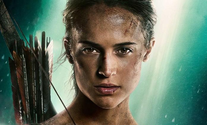 Tomb Raider: Lara Croft v novém traileru   Fandíme filmu