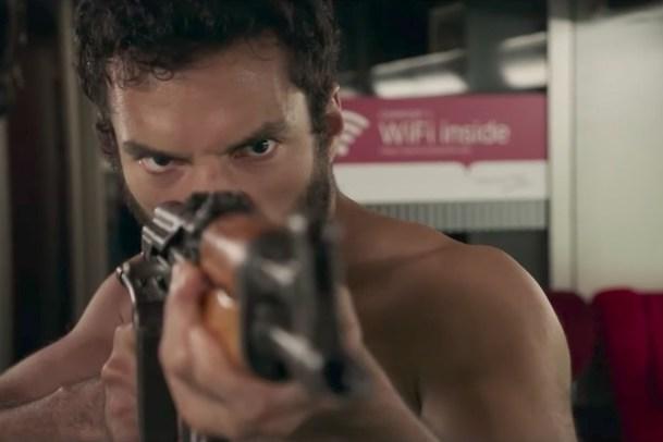 Paříž: 15:17: Eastwoodův první trailer na zmařený teroristický útok | Fandíme filmu