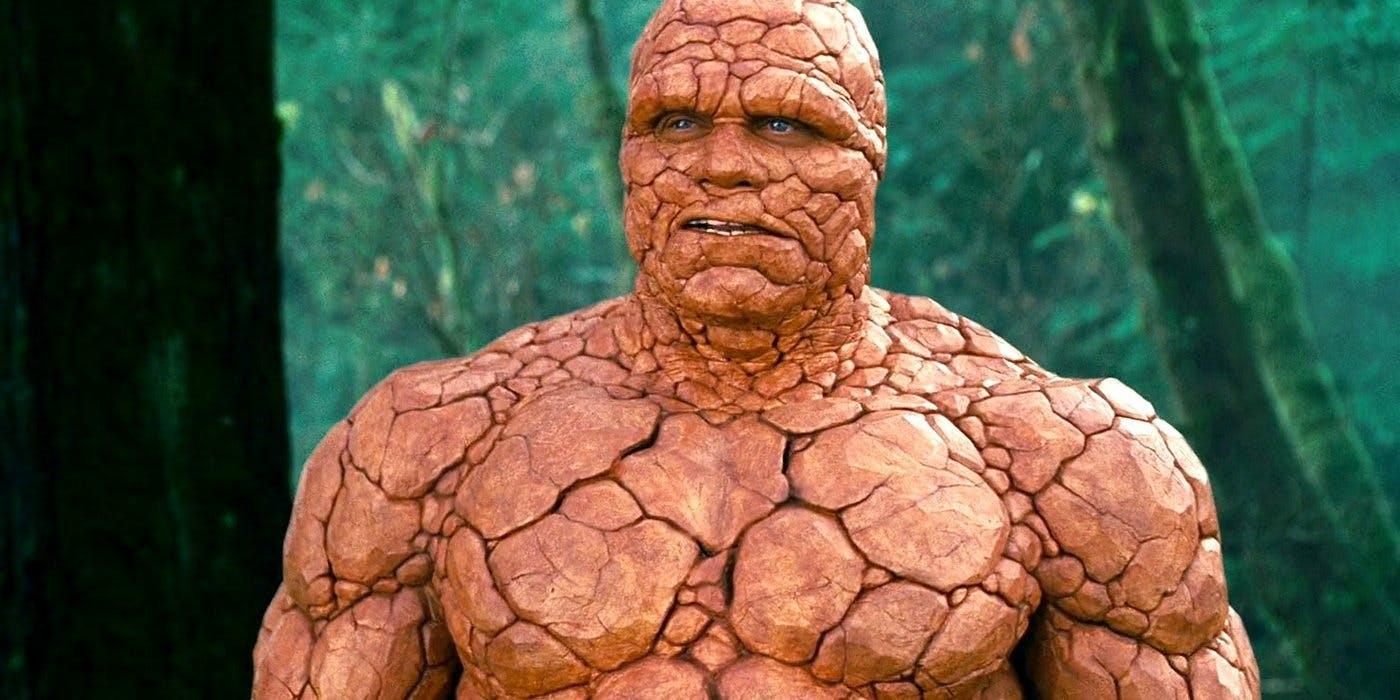 Fantastic Four: Představitel Thinga by se rád vrátil do MCU | Fandíme filmu