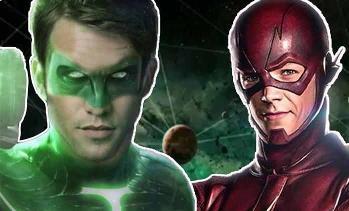 The Flash: Prapůvodně se měl ve filmu ukázat Green Lantern   Fandíme filmu
