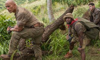 Box Office: Vítejte v džungli tržeb | Fandíme filmu