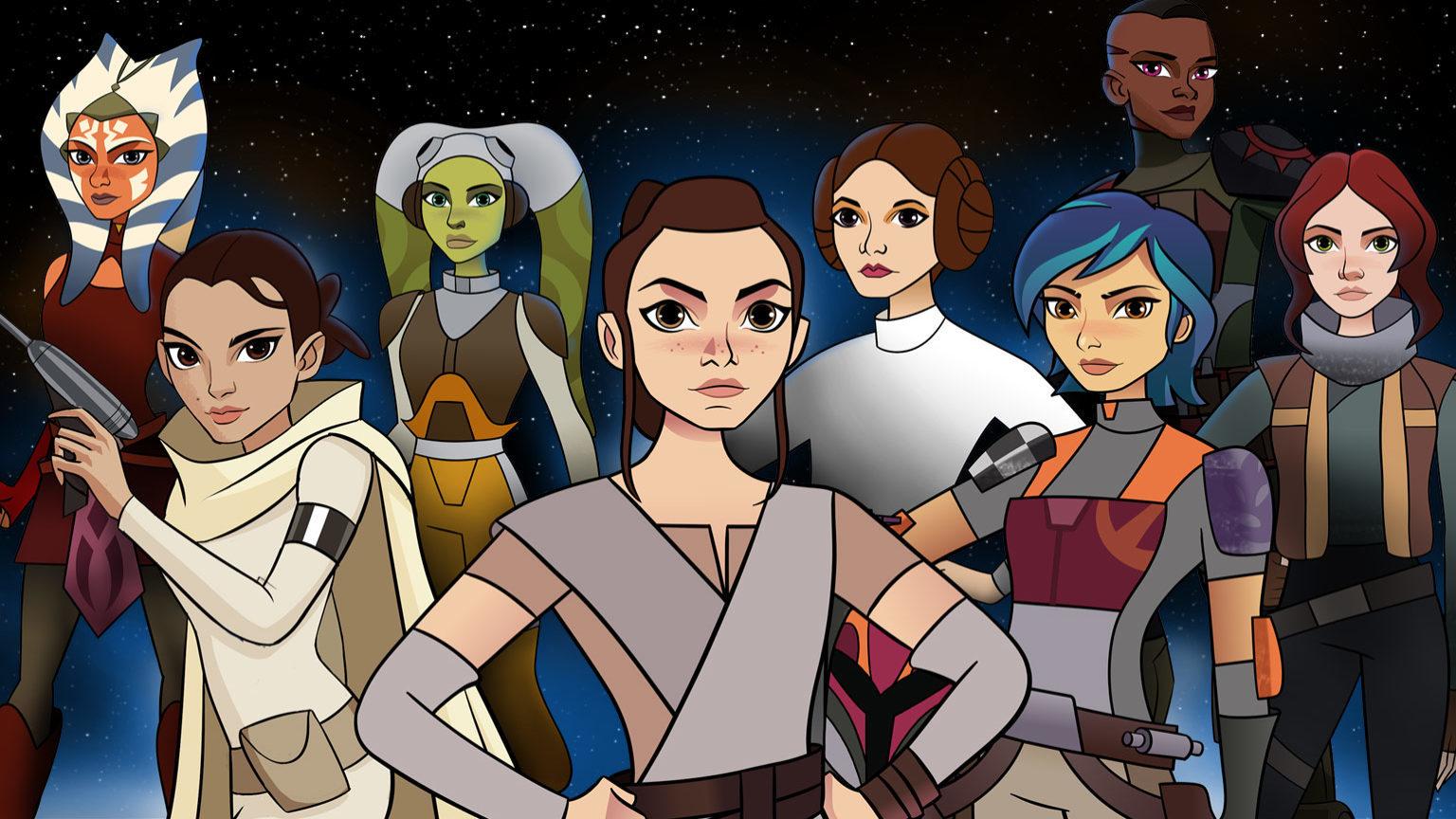 Recenze: Přinesla 2. sezóna Star Wars: Forces of Destiny zlepšení? | Fandíme filmu