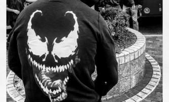 Venom: První oficiální fotka z filmu   Fandíme filmu