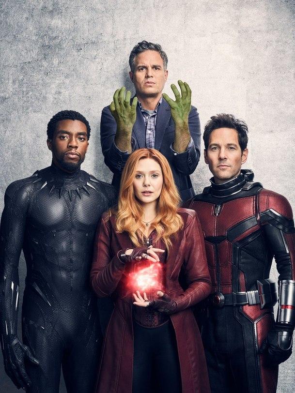 """Avengers 4: Je dotočeno, další fotky z """"minulosti""""   Fandíme filmu"""