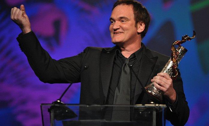Quentin Tarantino: Pro posilu do příštího filmu nešel daleko | Fandíme filmu