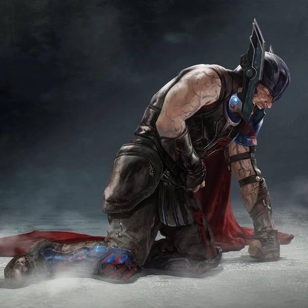 Thor 4: Hemsworth a Waititi vymýšlejí nápady   Fandíme filmu
