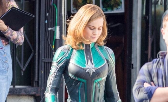 Captain Marvel obsadila novou záporačku   Fandíme filmu