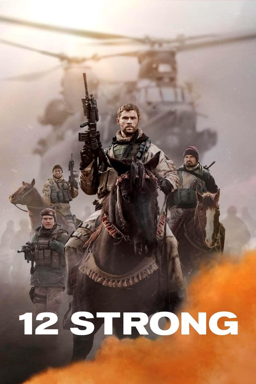 12 Strong | Fandíme filmu