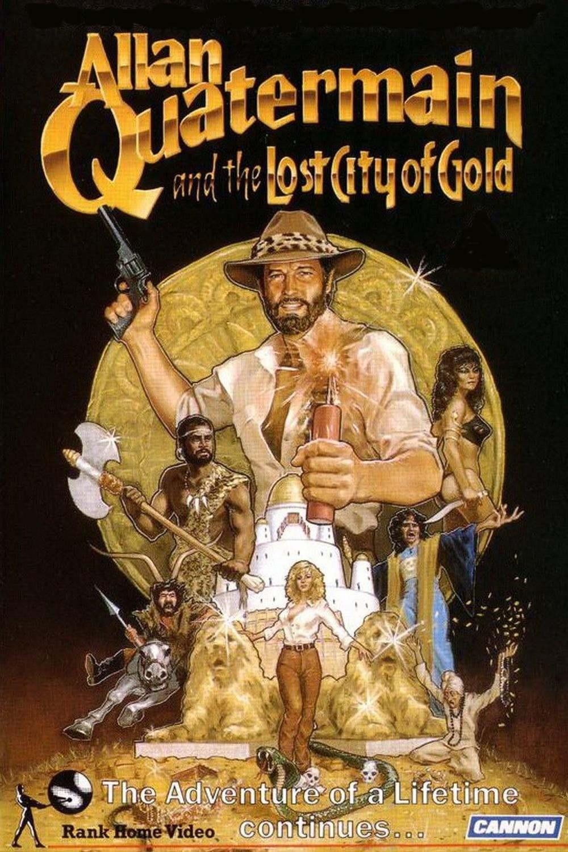 Allan Quatermain a Ztracené Město Zlata | Fandíme filmu