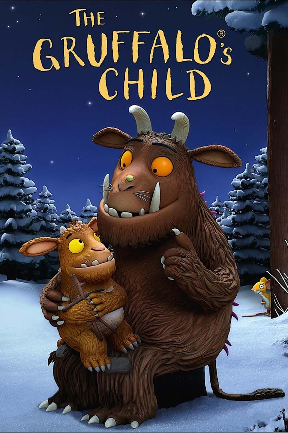 The Gruffalo's Child | Fandíme filmu