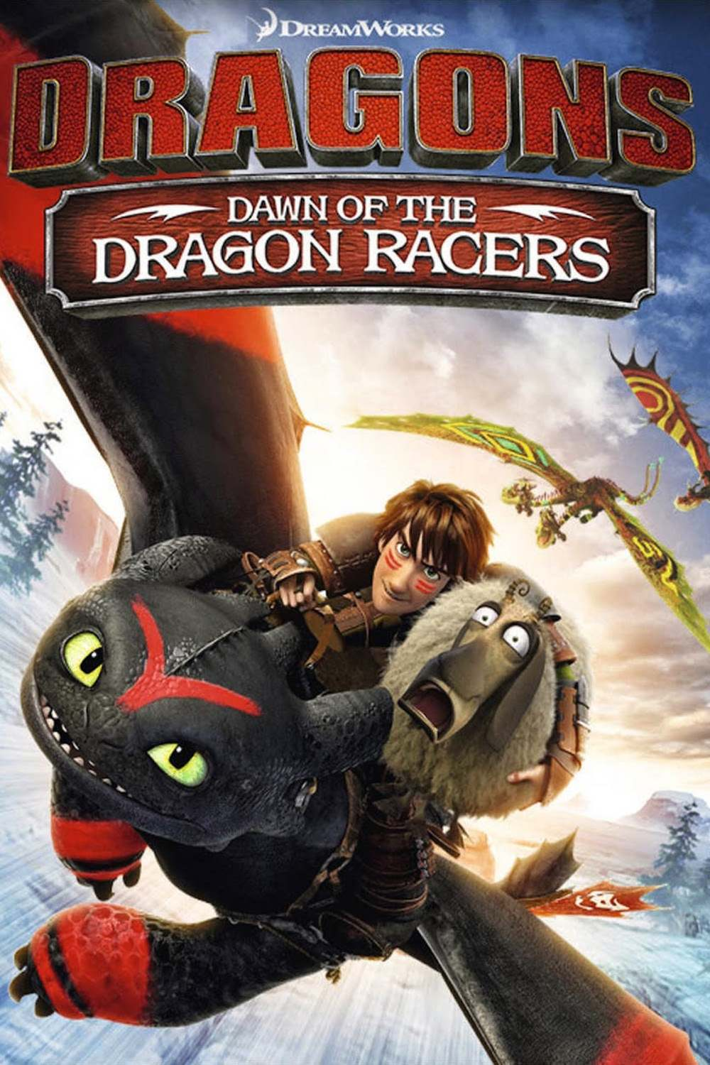 Dragons: Dawn Of The Dragon Racers | Fandíme filmu