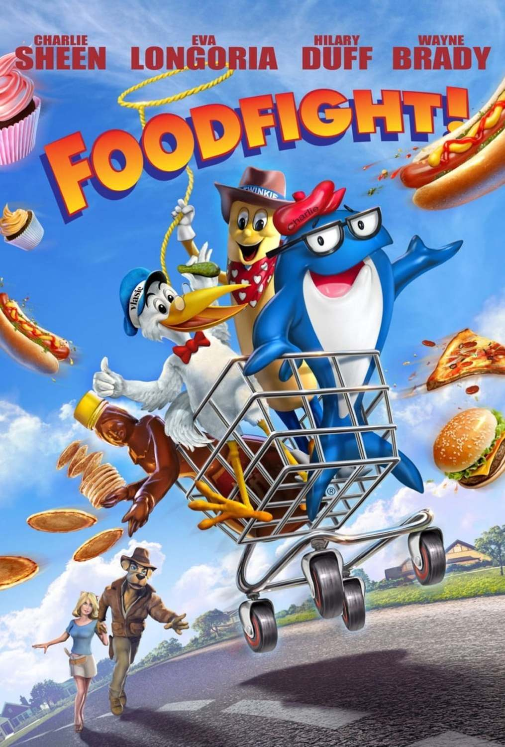Foodfight! | Fandíme filmu