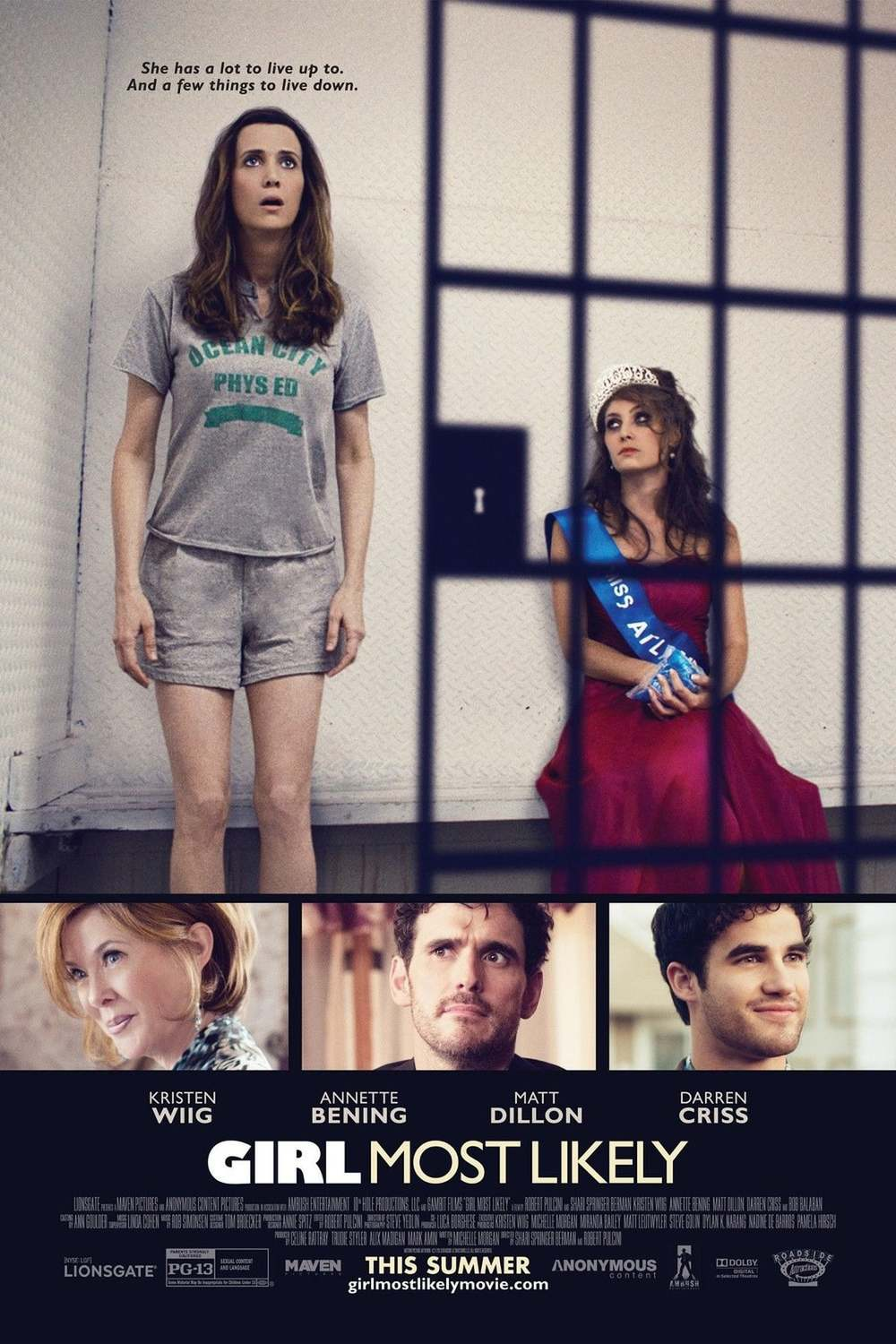 Girl Most Likely | Fandíme filmu