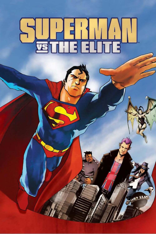 Superman vs. The Elite   Fandíme filmu