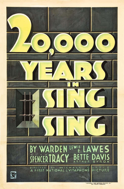 20,000 Years in Sing Sing   Fandíme filmu