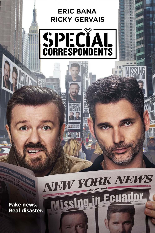 Special Correspondents | Fandíme filmu