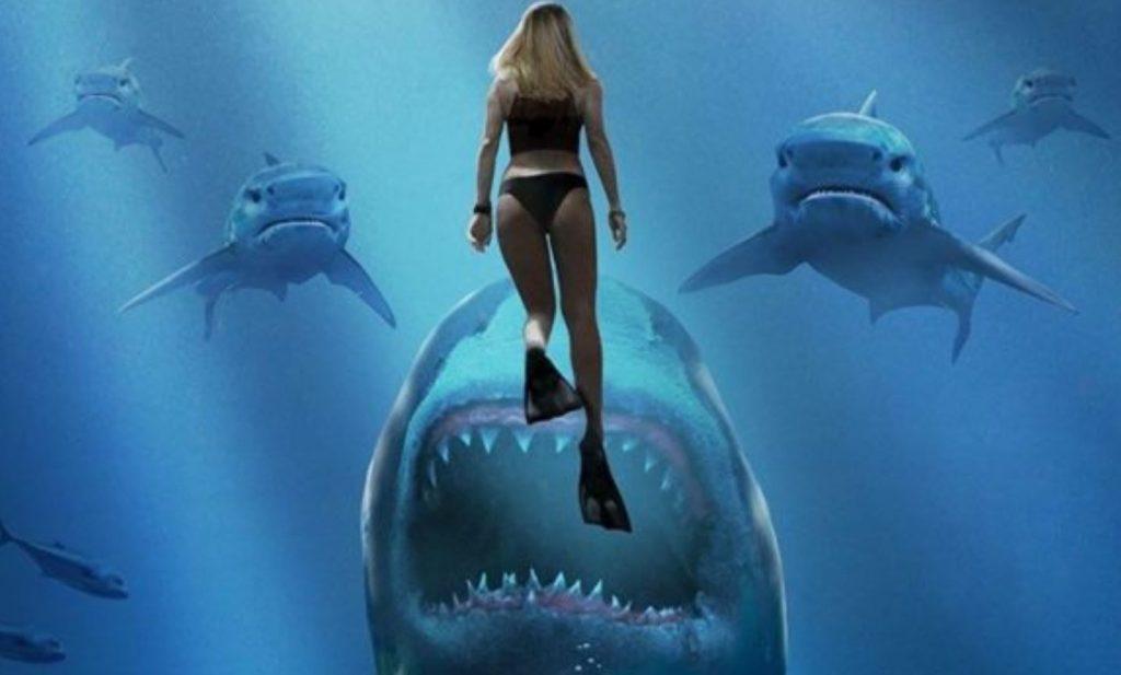 Deep Blue Sea 2: Super chytří žraloci zabijáci řádí v traileru | Fandíme filmu