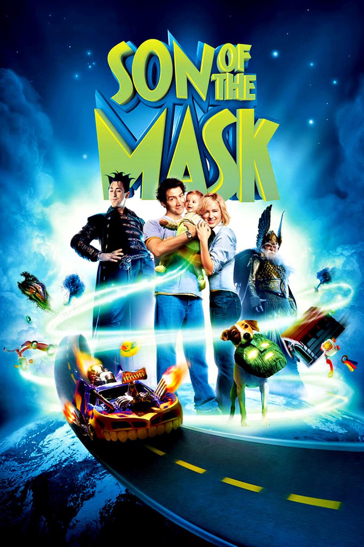Maska Junior | Fandíme filmu