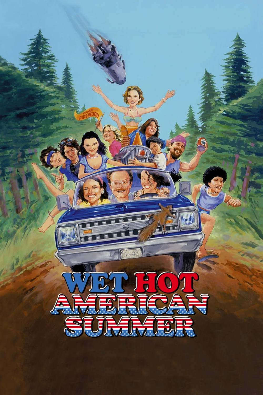 Wet Hot American Summer | Fandíme filmu