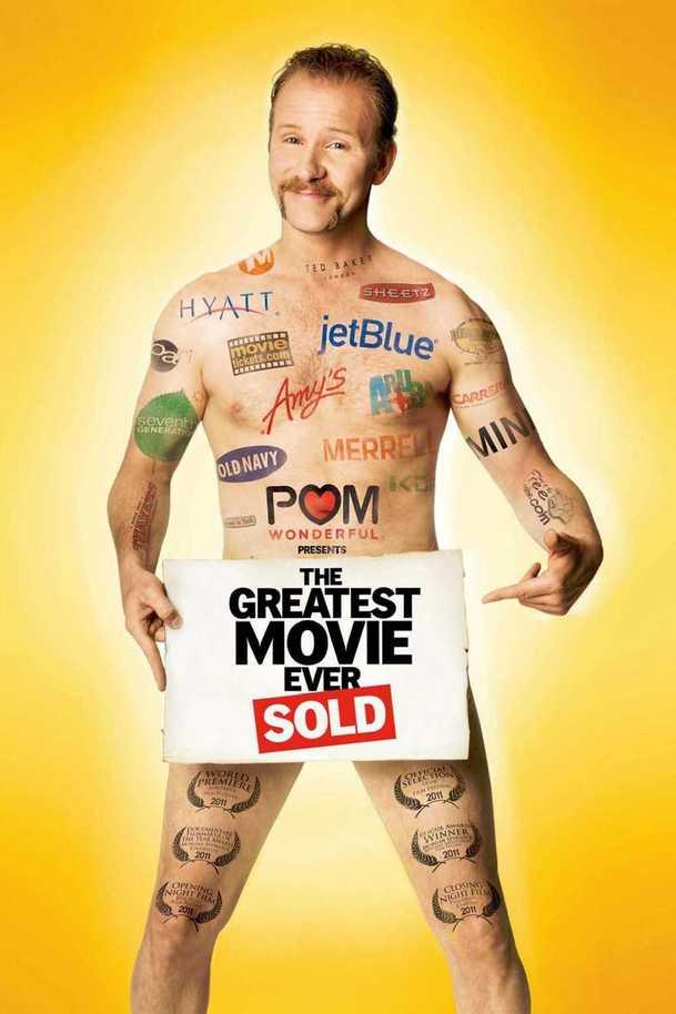 The Greatest Movie Ever Sold   Fandíme filmu