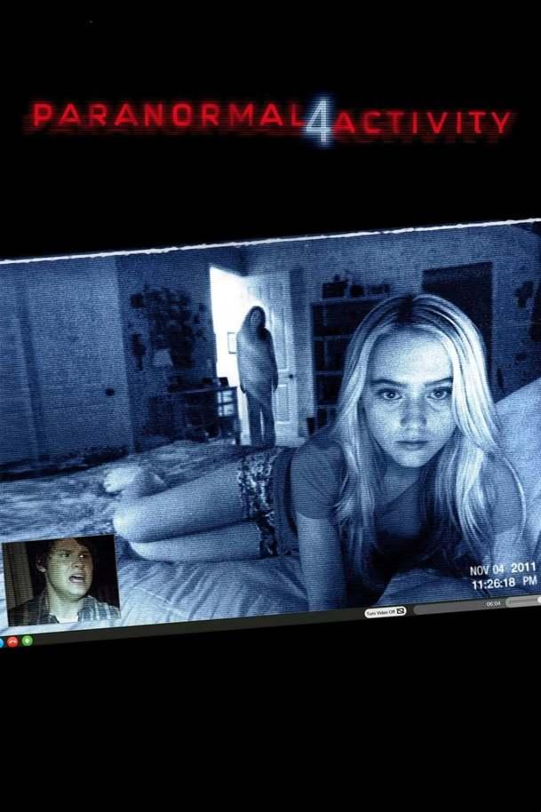 Paranormal Activity 4   Fandíme filmu