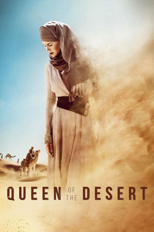 Královna pouště   Fandíme filmu