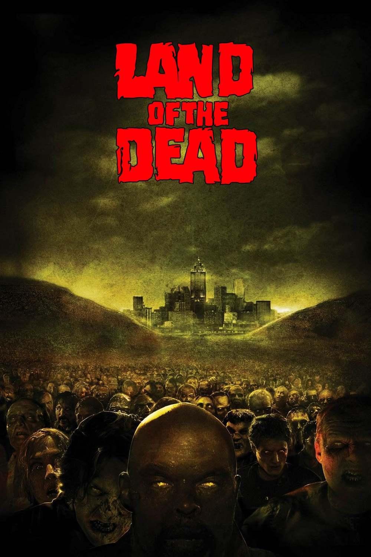 Země mrtvých | Fandíme filmu