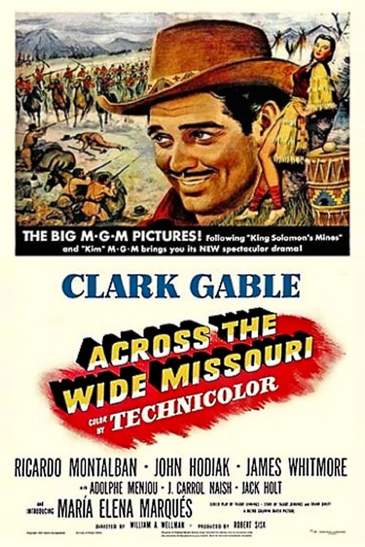 Across the Wide Missouri | Fandíme filmu