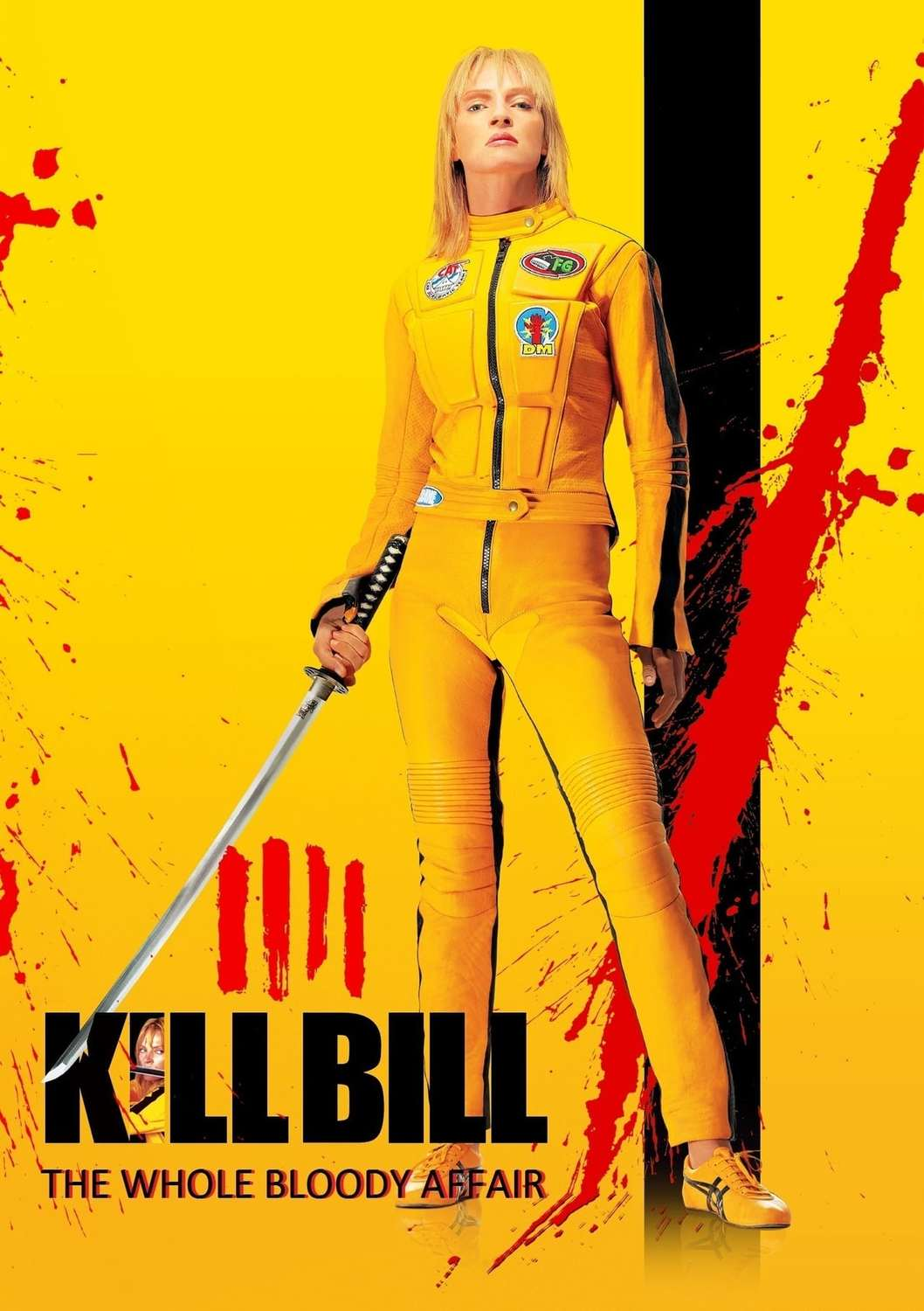 Kill Bill: The Whole Bloody Affair | Fandíme filmu
