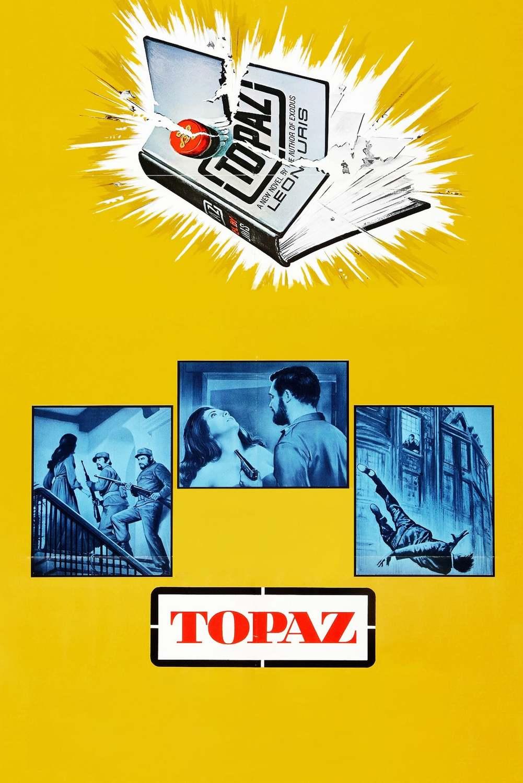 Topaz | Fandíme filmu