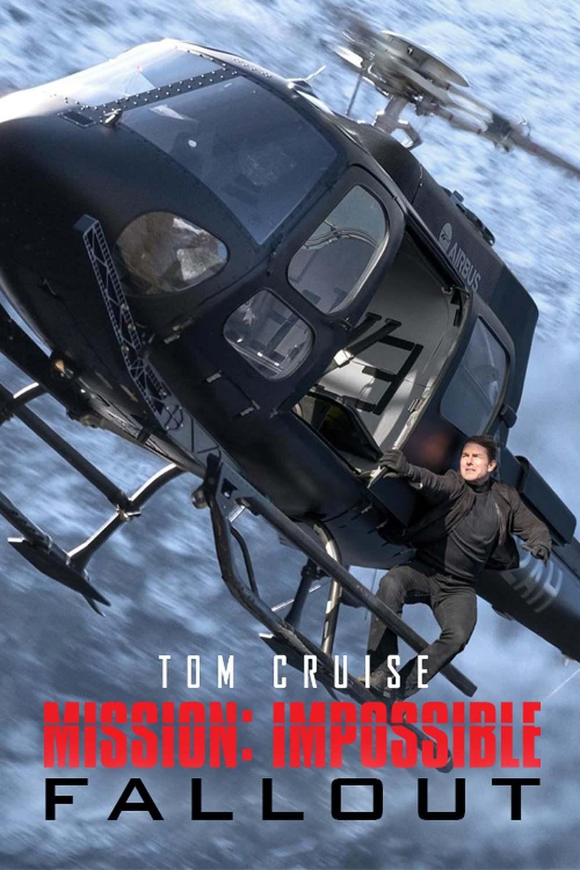 Mission: Impossible 6 | Fandíme filmu