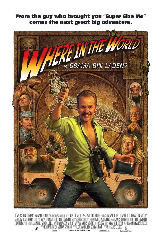 Where in the World Is Osama Bin Laden? | Fandíme filmu