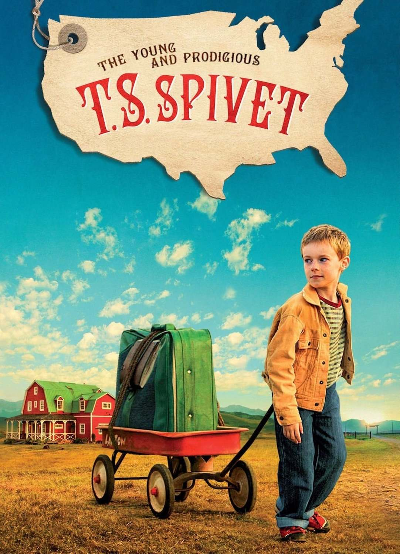 The Young and Prodigious T.S. Spivet | Fandíme filmu