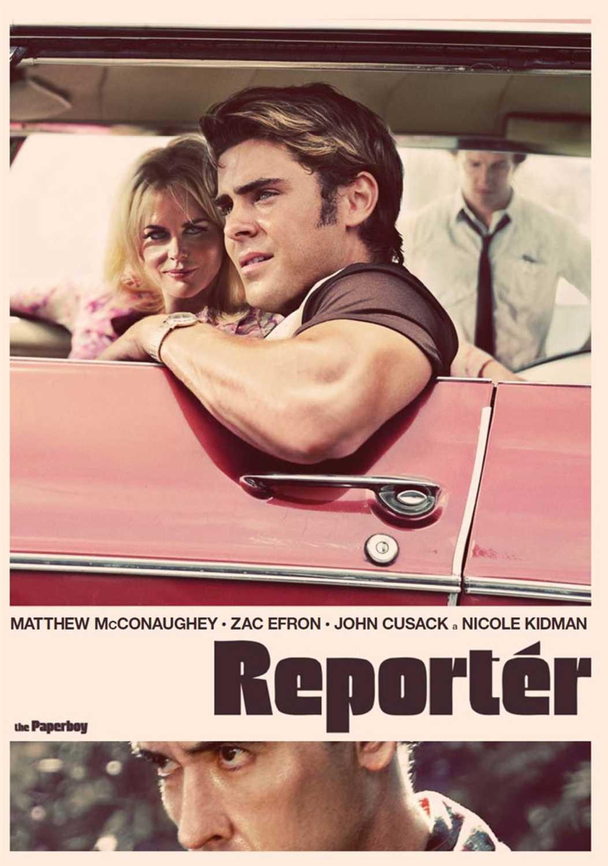Reportér | Fandíme filmu