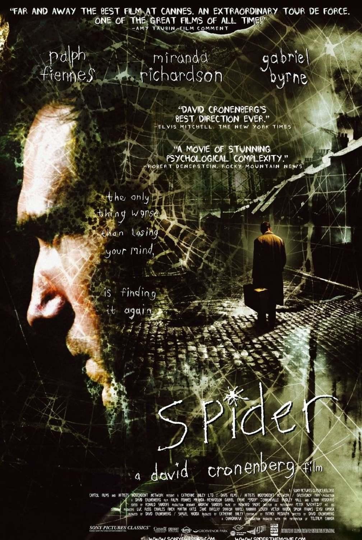 Pavouk   Fandíme filmu