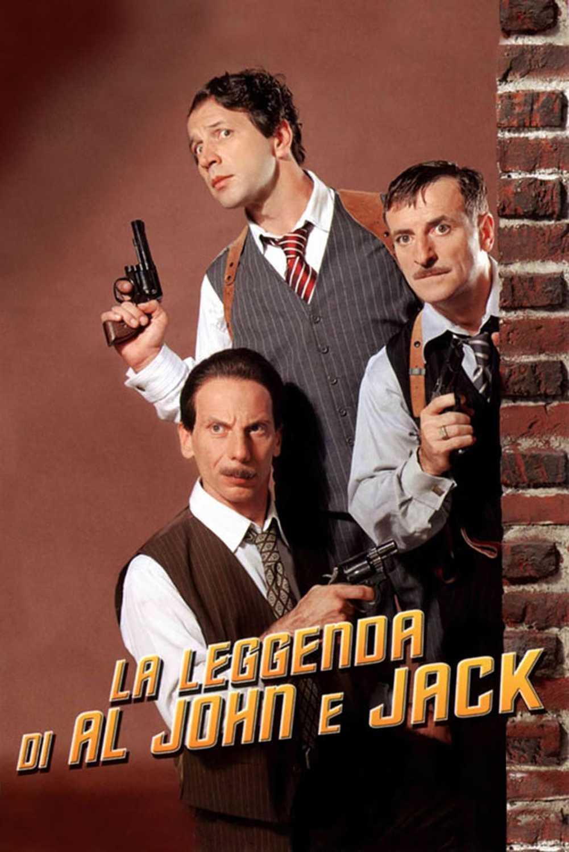 La leggenda di Al, John e Jack | Fandíme filmu
