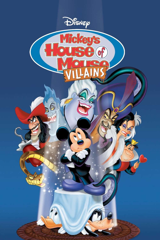 Mickey's House of Villains   Fandíme filmu