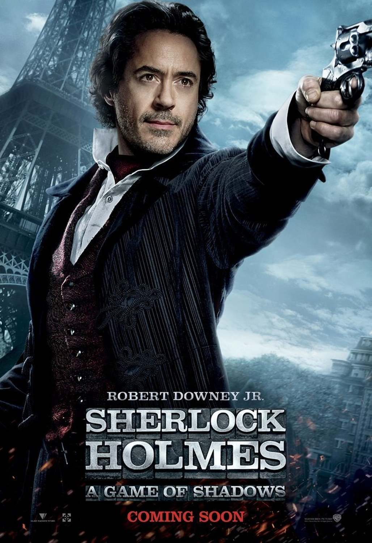 Sherlock Holmes 3 | Fandíme filmu