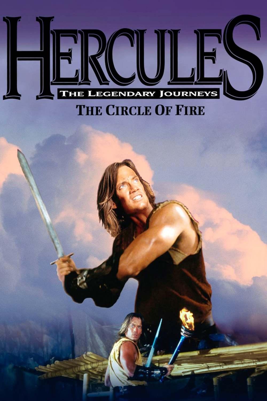 Herkules a ohnivý kruh   Fandíme filmu
