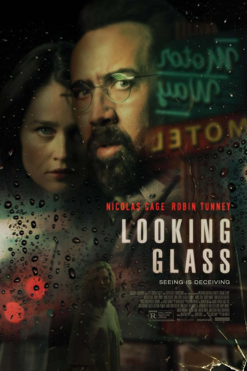Looking Glass | Fandíme filmu