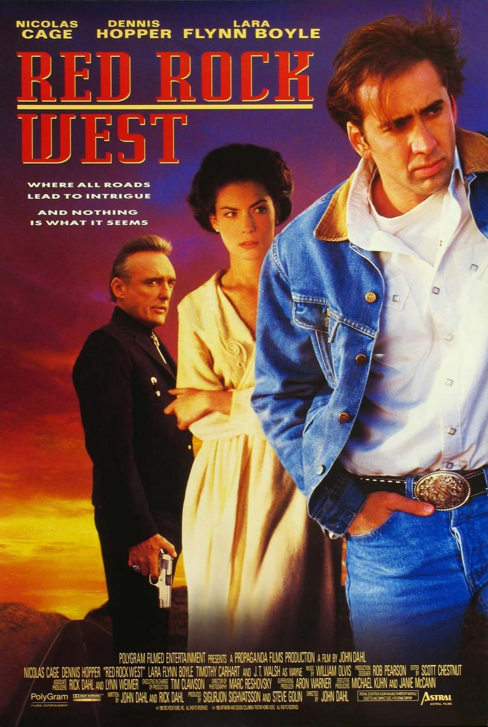 Red Rock West | Fandíme filmu