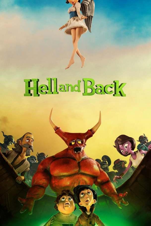 Hell & Back   Fandíme filmu
