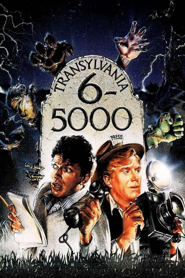 Transylvania 6-5000 | Fandíme filmu