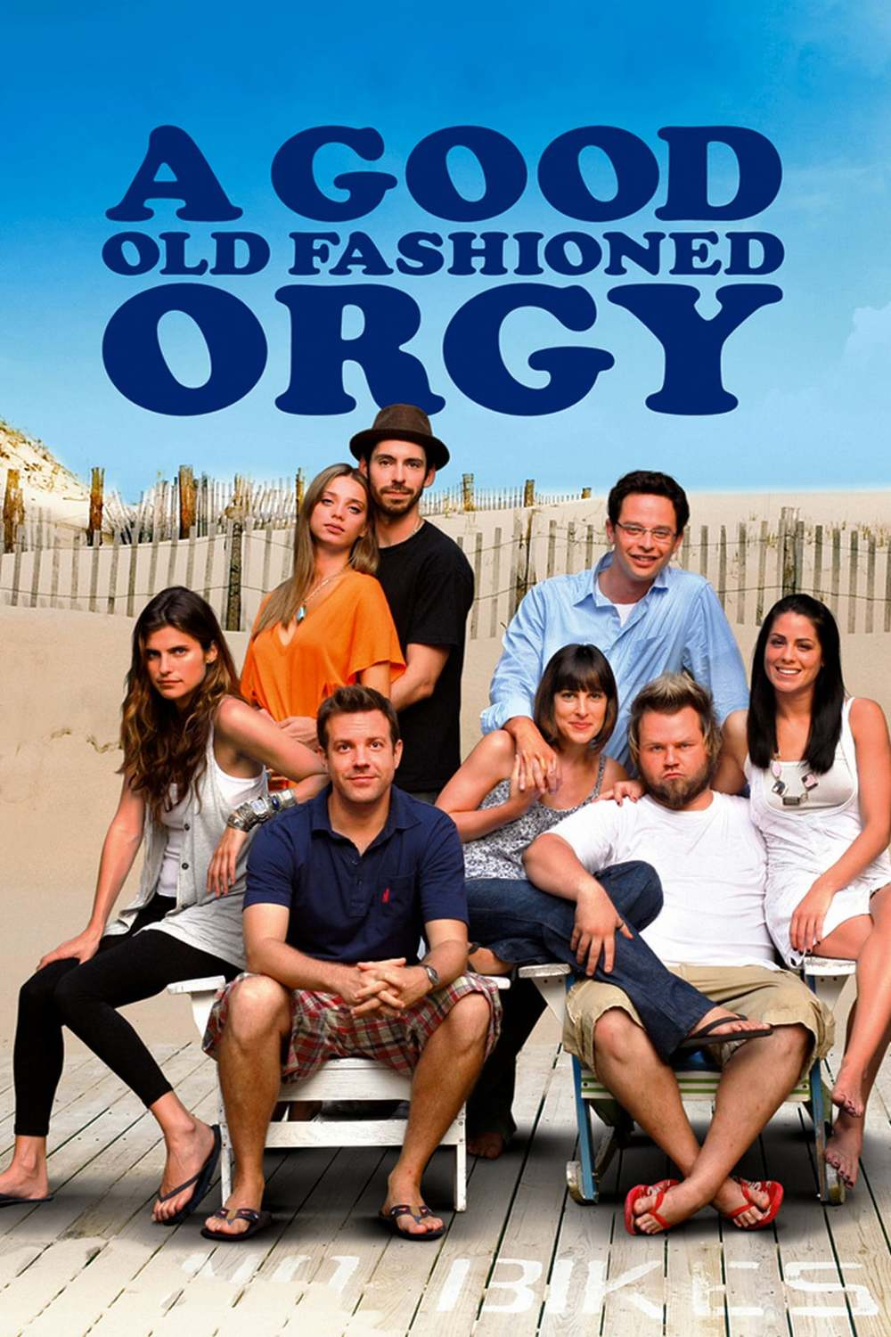 A Good Old Fashioned Orgy | Fandíme filmu
