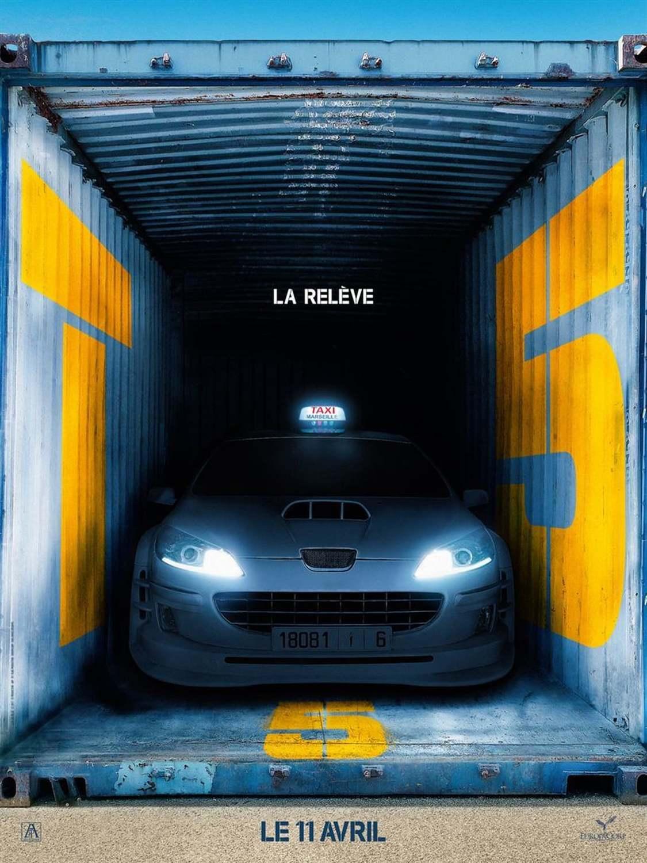 Taxi 5 | Fandíme filmu