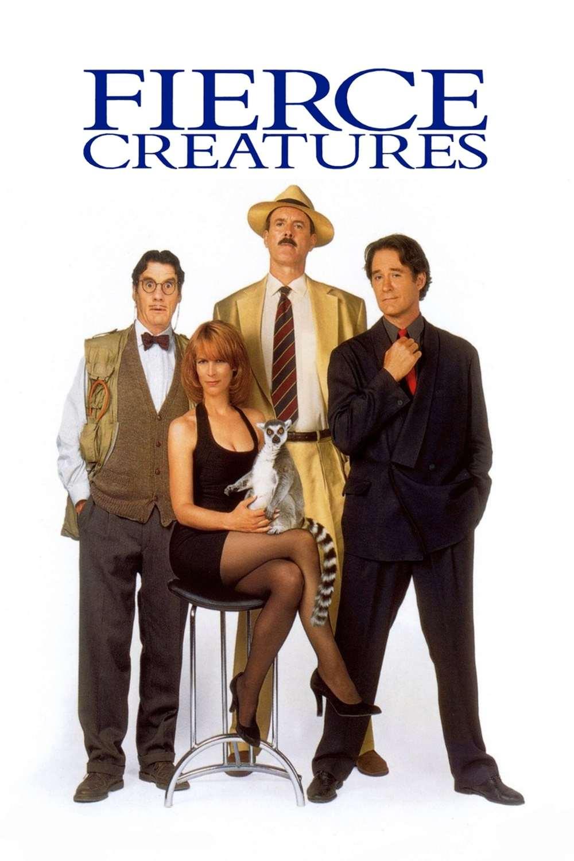 Divoká stvoření | Fandíme filmu